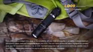 Fenix LD09 220 Lumen Flashlight LD09 6942870303390