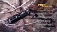 Fenix PD25 550 Lumen Flashlight PD25 6942870303147