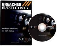 5.11 Tactical RECON Breacher Strong Fitness DVD 58882