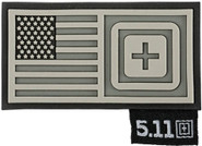 5.11 Tactical Short Stack PVC Patch 81073 81073