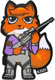 5.11 Tactical Foxy Patch 81076 888579123050