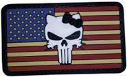 5ive Star Gear Vintage Flag Kitty Patch