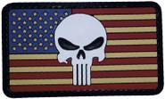 5ive Star Gear Vintage Flag Punisher Patch