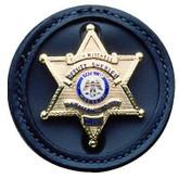 DeSantis Gunhide Recessed Badge Holder - U22-U22BZG4Z0 U22-U22BZG4Z0