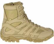 """Merrell Moab 2 8"""" Tactical Waterproof Boot Coyote right"""