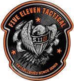 5.11 Tactical Eagle Safe Patch 81274