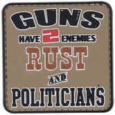 5ive Star Gear Rust And Politicians Morale Patch