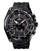Casio EF-550PB-1AV Edifice Black Label Chronograph Watch EF-550PB-1AV