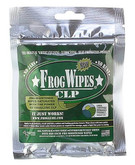 FrogLube FrogWipes 5 Per Pack - CLOSEOUT FROG-WIPES