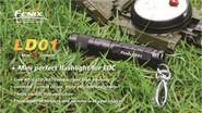Fenix Lighting LD01 and E01 EDC Flashlight Pack PACKAGE SPECIAL LD01-E01 6942870301235