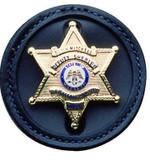 DeSantis Gunhide FB I Recessed Badge Holder DESA-U22