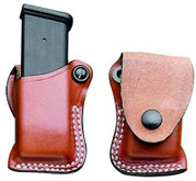 DeSantis Gunhide FTU Single Leather Magazine Pouch - A49TANNZ0 A49-A49TANNZ0