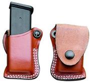DeSantis Gunhide FTU Single Leather Magazine Pouch - A49TBYYZ0 A49-A49TBYYZ0