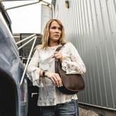 Galco Meridian Holster Handbag lifestyle