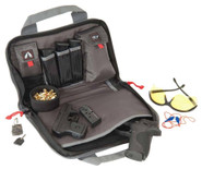 G-Outdoors GPS Wild About Shooting Double Pistol Case 1308-GP