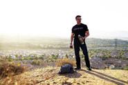 LA Police Gear Men's Coexist Short Sleeve T-Shirt