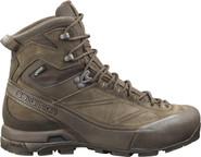 Salomon Men's Slate Black X ALP GTX Forces Hiking Boot - Outside