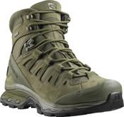 Salomon Men's Ranger Green Quest 4D GTX Forces 2 EN Tactical Boot