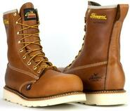 """Thorogood Men's American Heritage 8"""" Waterproof Composite Safety Toe  Wedge Boot 804-4210 - Left/Right Side"""
