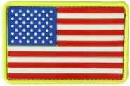 Condor PVC US Flag Patch 181004