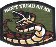 Condor Dont Tread On Me Patch 181015