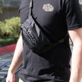LA Police Gear Frunk Pack w/ Removable Holster FRUNK