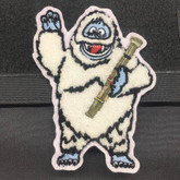 Tactical Outfitters Bumble The Abominable Snow Monster Patch BUMBLE-PATCH