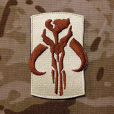 Tactical Outfitters Mandalorian Warrior Mythosaur Signet Patch MYTHOSAUR-PATCH