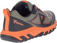 Bates Mens Rush Low Sage/Orange Boot E01034 E01034