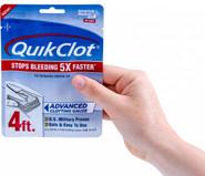 Adventure Medical Kits QuikClot Gauze 3 x 4 AMK-5020-0026 044224001269