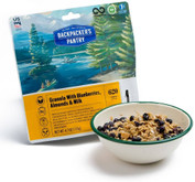 Backpackers Pantry Granola w/ Blueberries, Almonds, and Milk - 1 Serving 101016