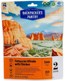 Backpackers Pantry Fettuccini Alfredo with Chicken - 2 Servings 102420