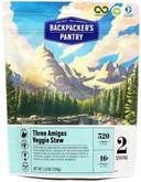Backpackers Pantry Three Amigos Veggie Stew - 2 Servings 102502