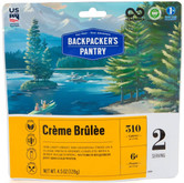 Backpackers Pantry Creme Brulee - 2 Servings 102641