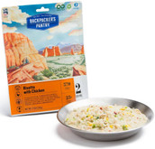 Backpackers Pantry Risotto w/ Chicken - 2 Servings 102422