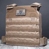 AR500 Armor Guardian Slick Side Plate Carrier AR-GUARDSLICK