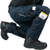 LA Police Gear Men's Stretch EMS Pants - Kneeling