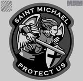 Mil-Spec Monkey Saint-M Modern Patch SAINT-M-MODERN