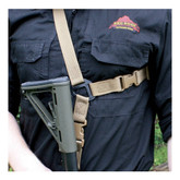 """Red Rock Outdoor Gear S1: Single-Point 1.25"""" Tactical Sling Detail"""