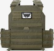 AR500 Armor Testudo Lite Plate Carrier - OD Green