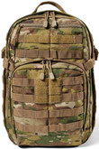 5.11 Tactical RUSH 12 2.0 Multicam Backpack - Front