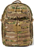 5.11 Tactical RUSH 24 2.0 Multicam Backpack - Front