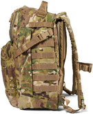 5.11 Tactical RUSH 24 2.0 Multicam Backpack - Right Side