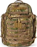 5.11 Tactical RUSH 72 2.0 Multicam Backpack - Front
