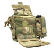 Shellback Tactical Super Admin Pouch - SBT-7050 - Multicam Open - Only 27.99 -  LA Police Gear 