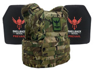 Shellback Tactical Shield Active Shooter Kit with Level IV 1155 Plates - SBT-9010-1155 - Multicam - Only 389.99  LA Police Gear 
