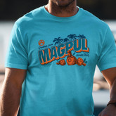 Magpul Men's Fresh Squeezed Freedom T-Shirt ocean blue lifestyle