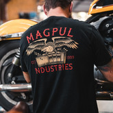 Magpul Men's Magazine Club T-Shirt black lifestyle
