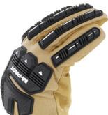 Mechanix Wear Durahide M-Pact Insulated Driver F9-360 Glove fingers