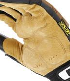 Mechanix Wear Durahide M-Pact Framer Leather Glove palm
